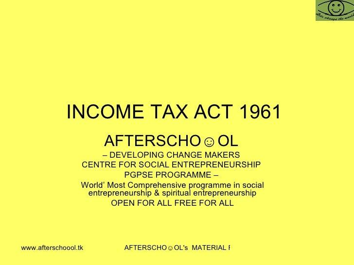 INCOME TAX BARE ACT PDF FREE DOWNLOAD