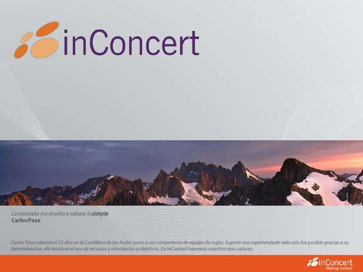 InConcert Allegro