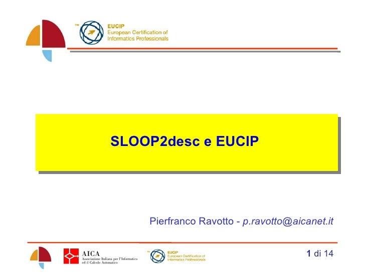Sloop 2: Incontro con gli insegnanti a Palermo