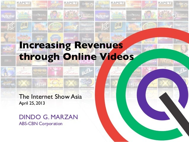 Increasing Revenues through Online Videos