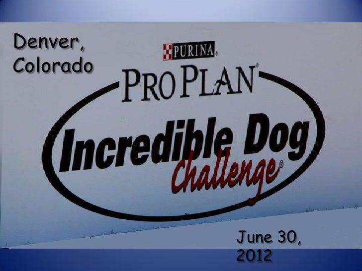 Denver,Colorado           June 30,           2012