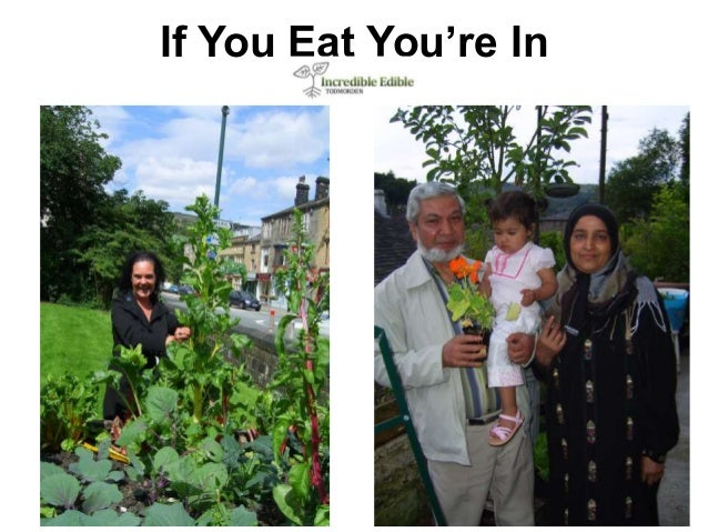 Incredible Edible Todmorden discussion at Sustainability Forum Lambeth nov '10