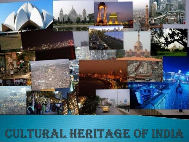 Cultural Heritage India