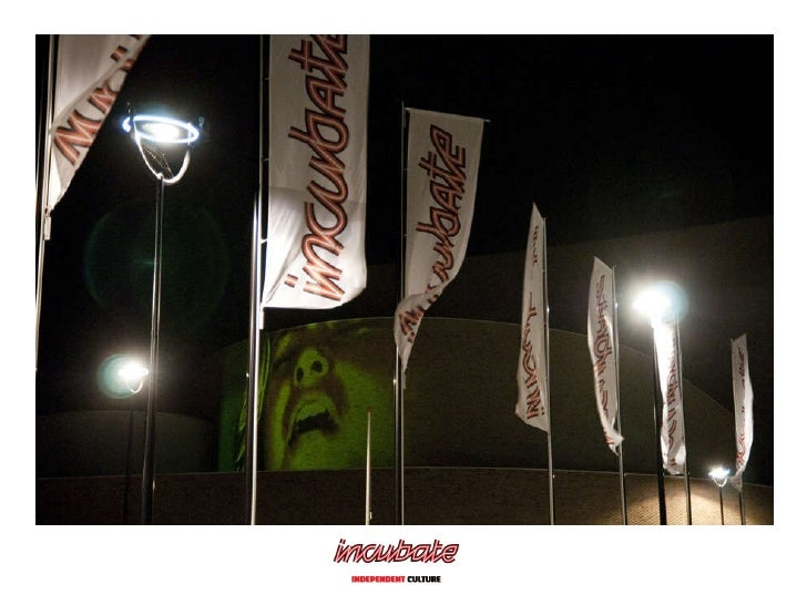 Incubate at Social Innovation Event Tilburg