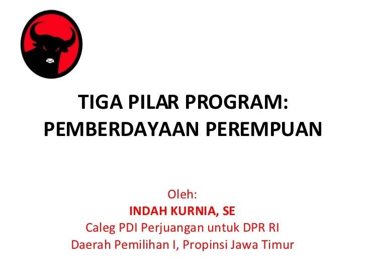 Indah Kurnia   Program