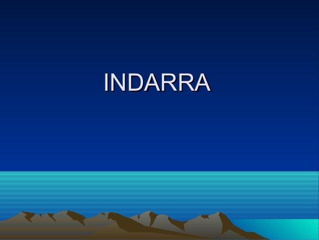 INDARRA
