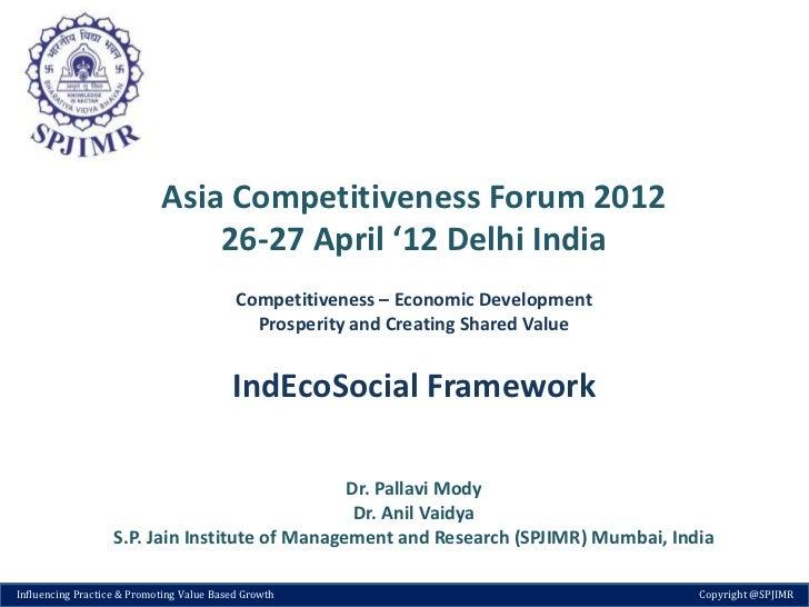 IndEcoSocial Framework