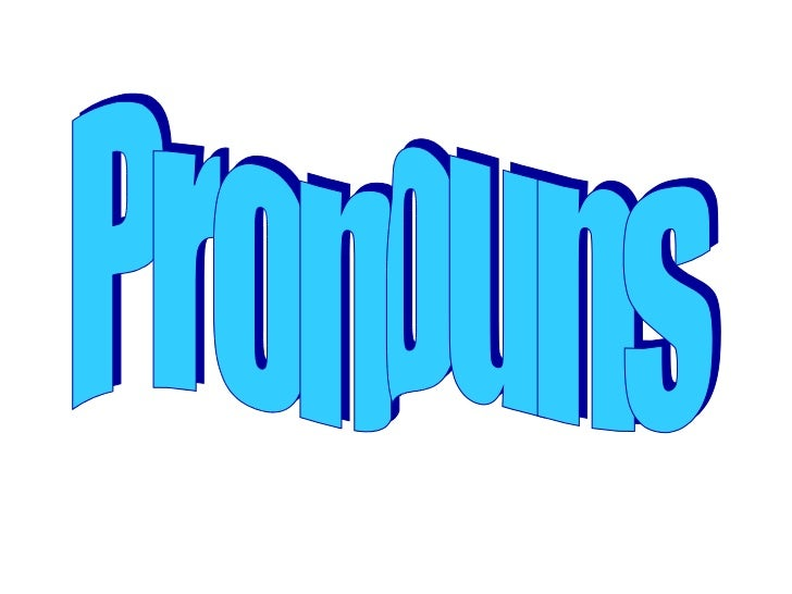 Indefinite and reflexive pronouns