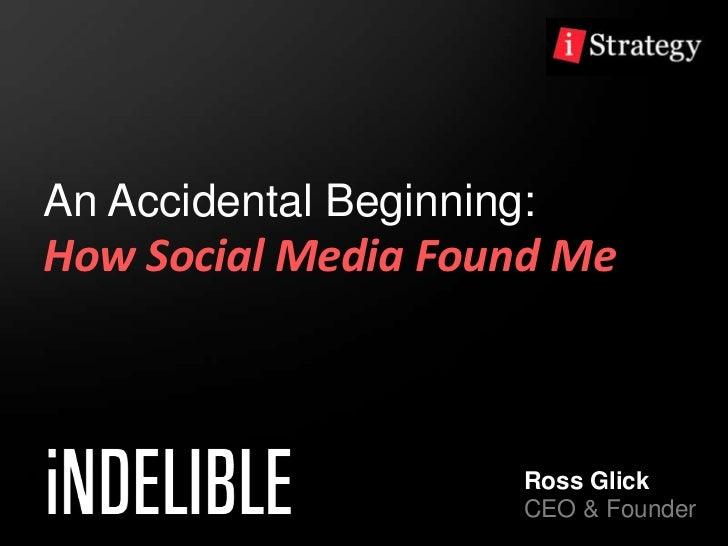 iNDELIBLE Media | iStrategy San Francisco 2011