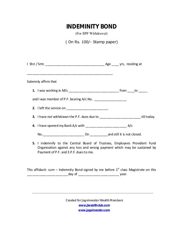 Withdrawal Letter Template