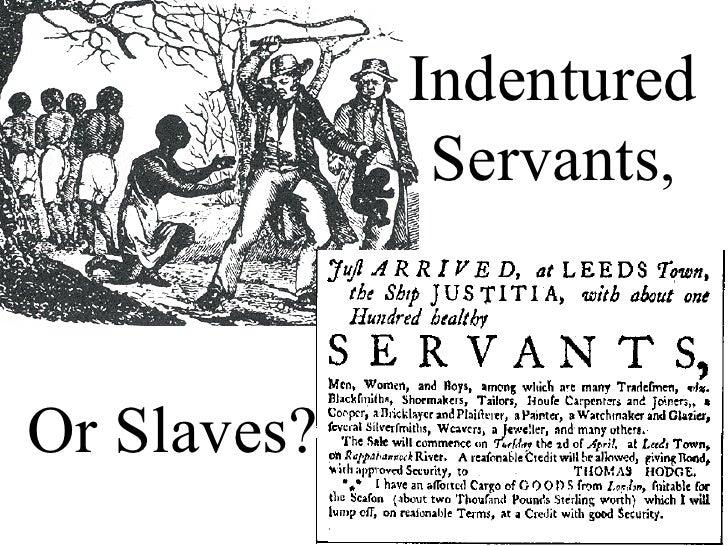 Were the Irish Slaves in America, Too?