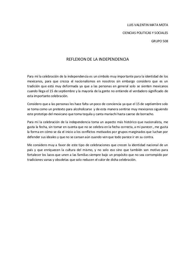 LUIS VALENTIN MATA MOTA                                                                   CIENCIAS POLITICAS Y SOCIALES   ...