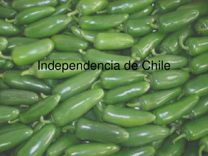 Independencia de Chile<br />