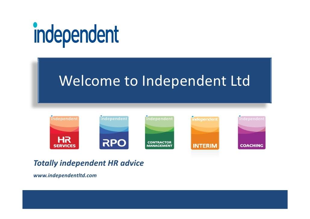 Independent Presentation Final Sb (2)