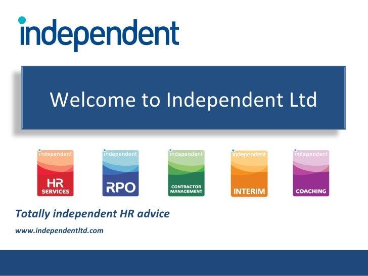 Independent Talent Management V3 28 4