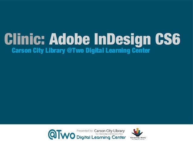 Beginning Adobe InDesign CS6