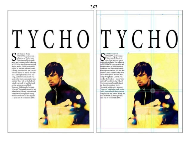 InDesign Experiments