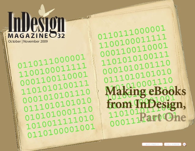 In Design Magazine - eBooks pt1