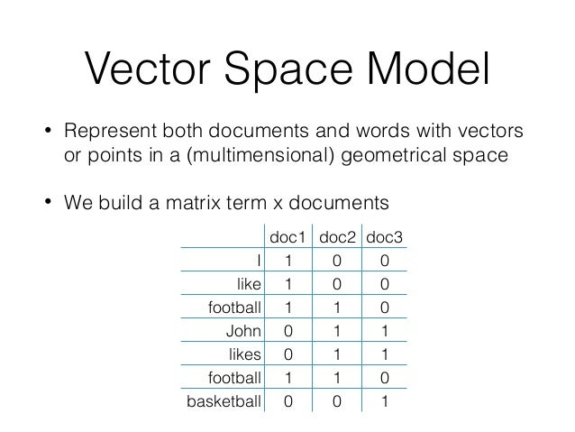 Word Representations in Vector Space and their