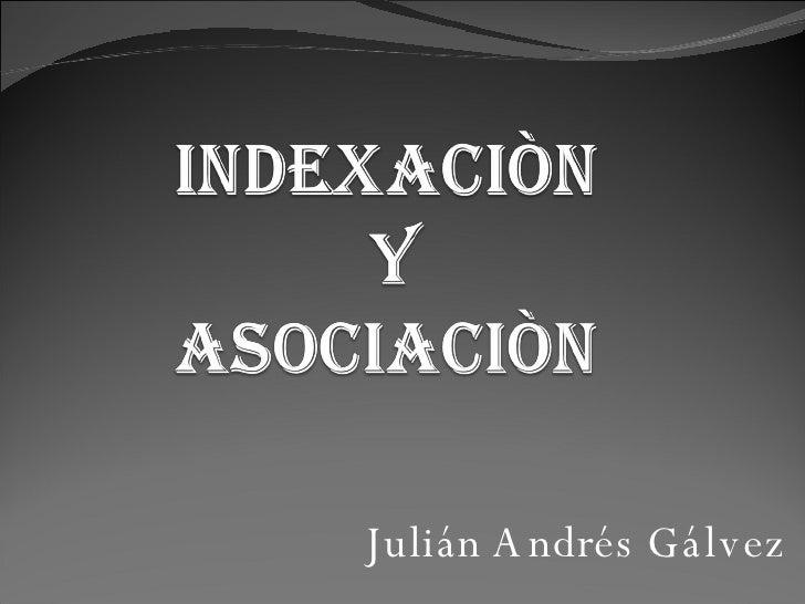 Julián Andrés Gálvez
