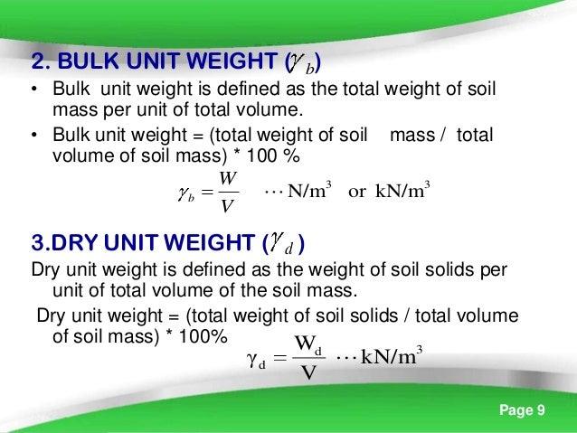 Soil lab report