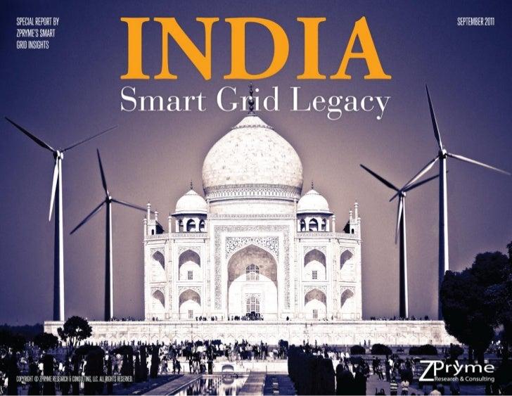"India: Smart Grid Legacy                                                    ""Smart grid                                   ..."