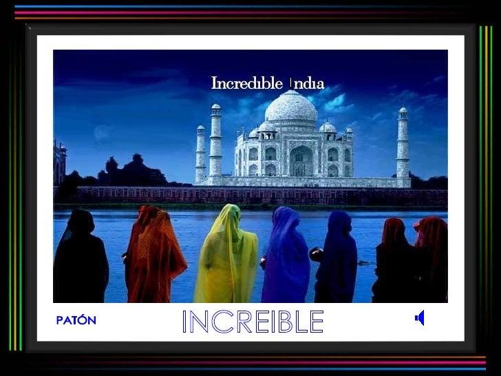 Fotos de la India