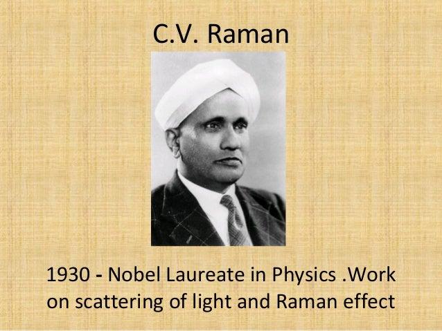 C V Raman Nobel Prize | www.imgkid.com - The Image Kid Has It!