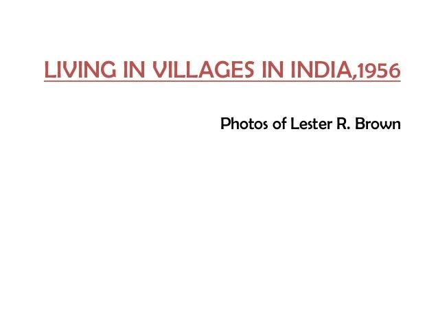 India,1956