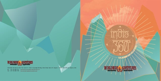 India 360 wwa brochure