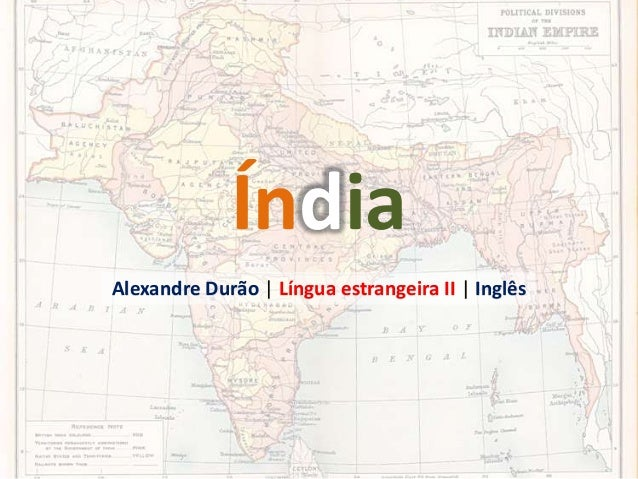 India alexandre durao