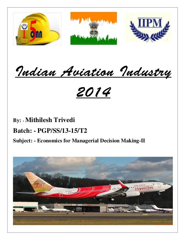 Future of aviation industry in india essay
