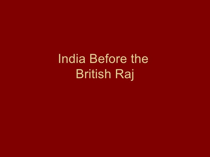 british colonization essay