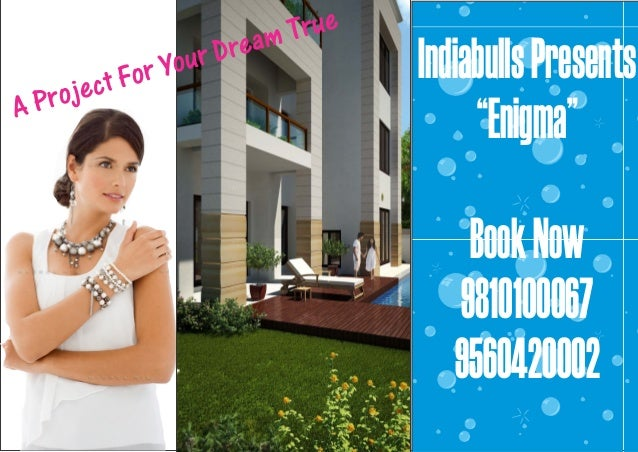 Indiabulls Residential Projects Gurgaon, book @ 9560420002