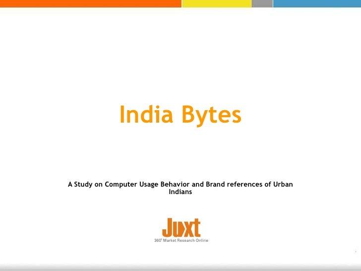 India Bytes Brochure