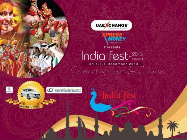 India Fest Season 4 Branding and Marketing Presentation