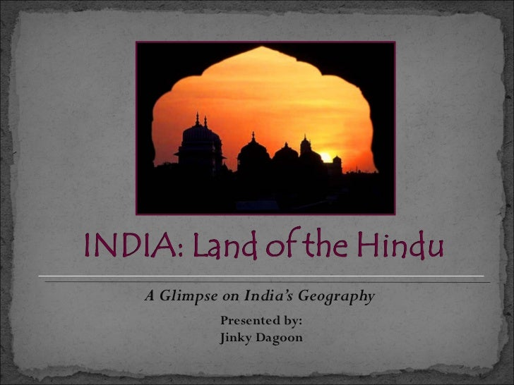 Gography of India