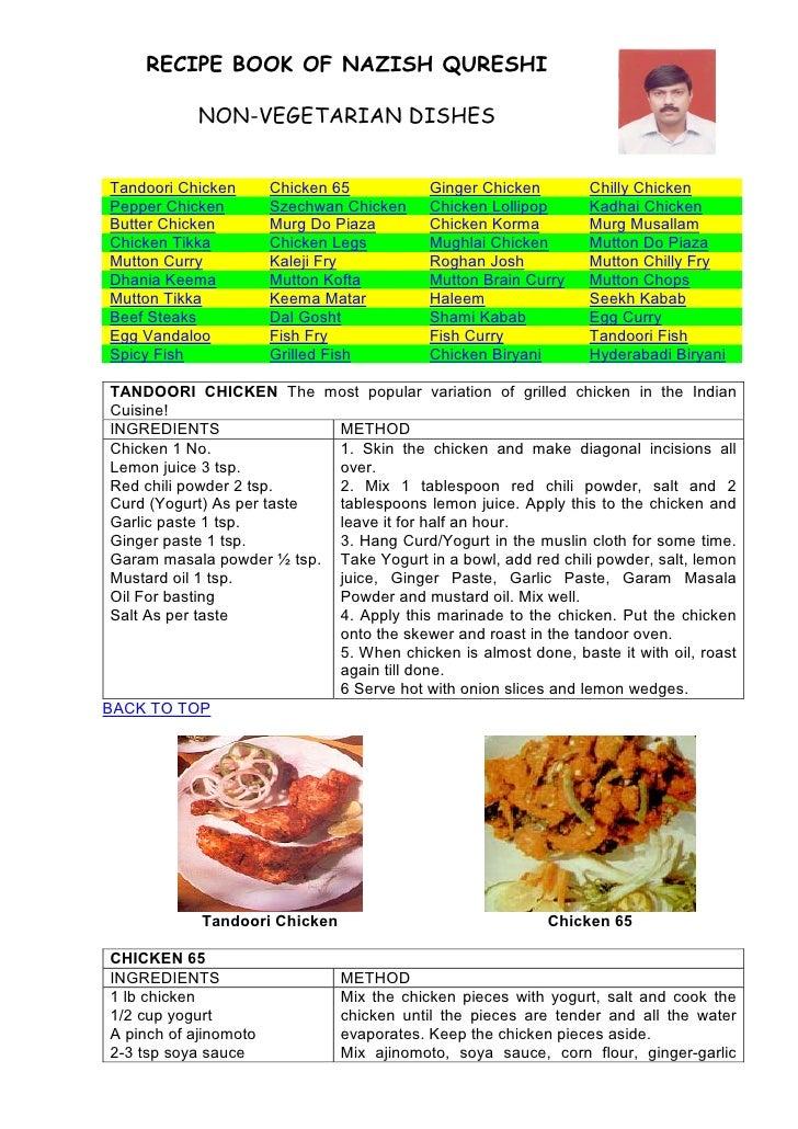 Indian Nonveg Recipes