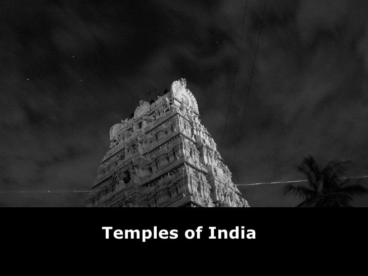 Indian Temples