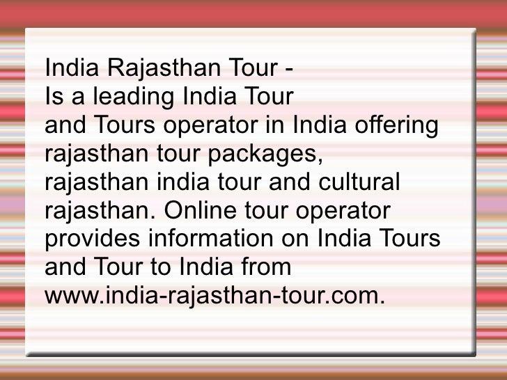 India Tour, India Tours.