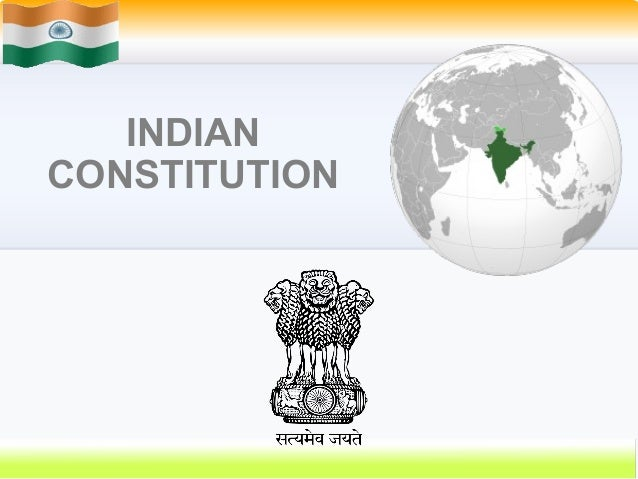 Indian Constitution Structure Indian Constitution