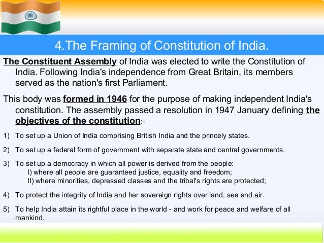 essay on indian constitution Essay on fundamental rights and to further the objectives stated in the preamble and directive principles of state policy of the constitution of india essay.