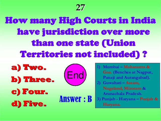 epistolary jurisdiction Powers and functions of high court in india  the original criminal jurisdiction of the high court has, however, been abolished by the criminal procedure code, 1973.