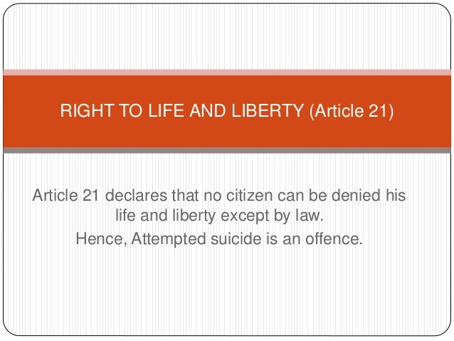 article 22 of indian constitution ppt