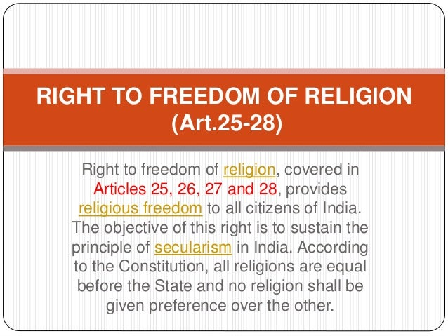freedom of religion essays Having hard time with writing essay for school here is a professionally written example based on religion in america it that freedom of religion is one of.