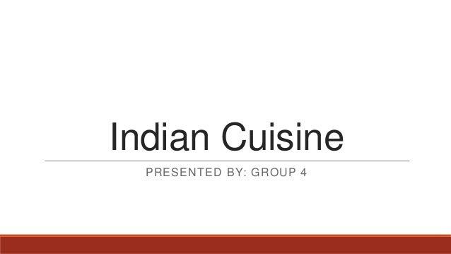 Indian cuisine V2