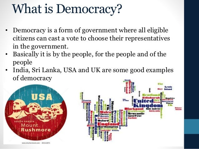 Is direct democracy good for state government essay