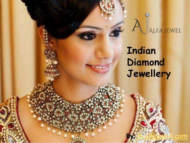 IndianDiamondJewelleryBy: in.alfajewel.com