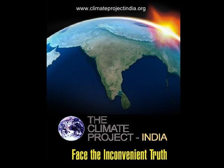 www.climateprojectindia.org  www.climateprojectindia.org                                    1