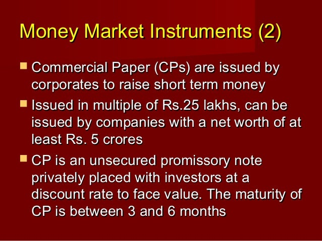 Commercial paper and short-term borrowings